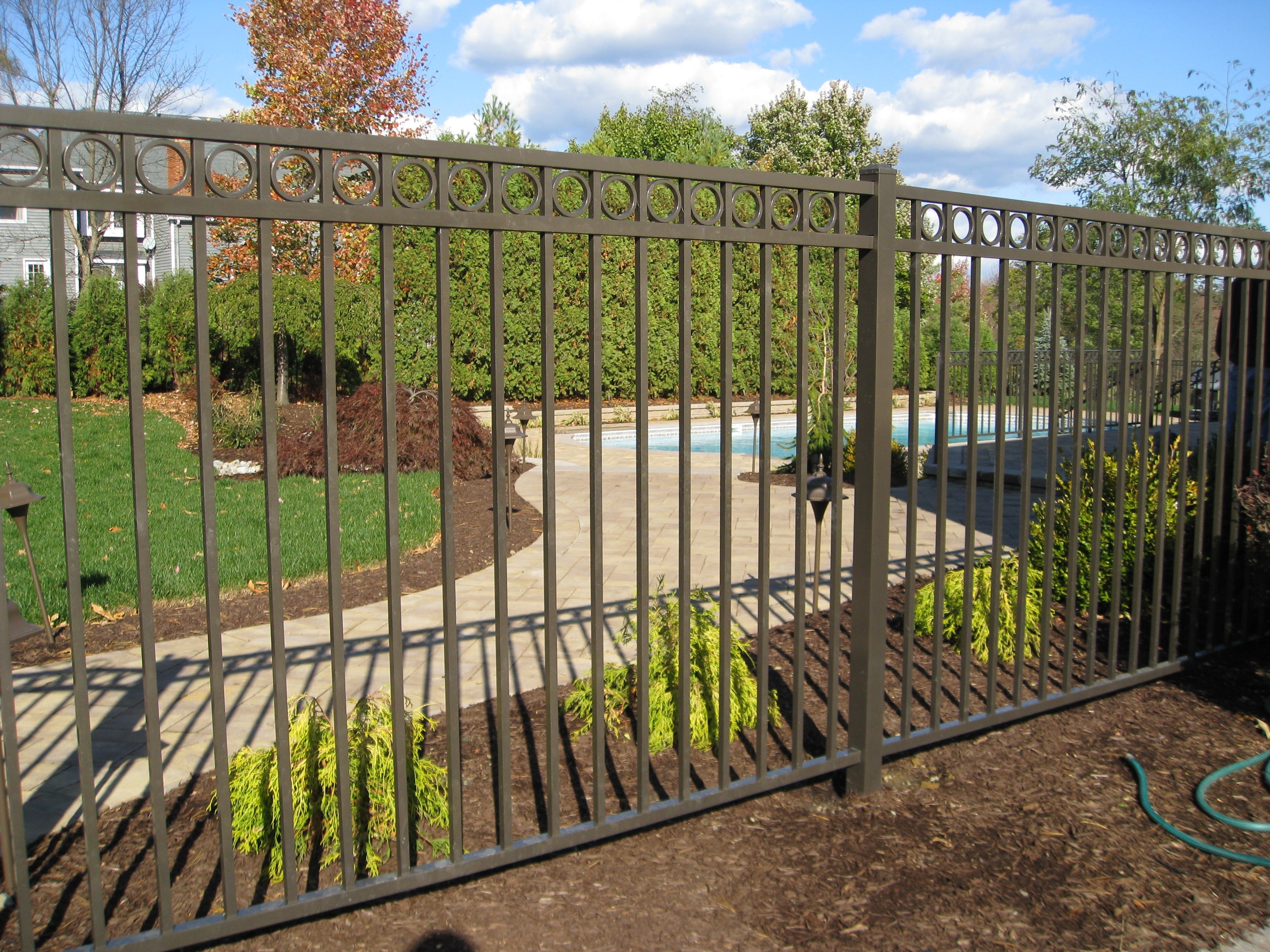 Raleigh-Durham Custom Fence & Gate Solutions - Vinyl Fences, Wood Fences, Aluminum Fences, PVC Pergola, Repairs & Replacement, Gates- 5-We do Residential & Commercial Fence Installation, Fencing Repairs and Replacements, Fence Designs, Gate Installations, Pool Fencing, Balcony Railings, Privacy Fences, PVC Fences, Wood Pergola, Aluminum and Chain link, and more